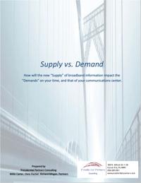 Supply vs Demand