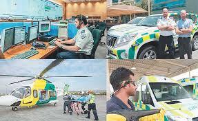 Accomplishing Distinction: Emergency Medical Dispatch (Qatar)