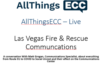 All Things ECC LIVE – Las Vegas Fire & Rescue