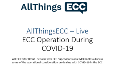 ECC Operations During COVID-19