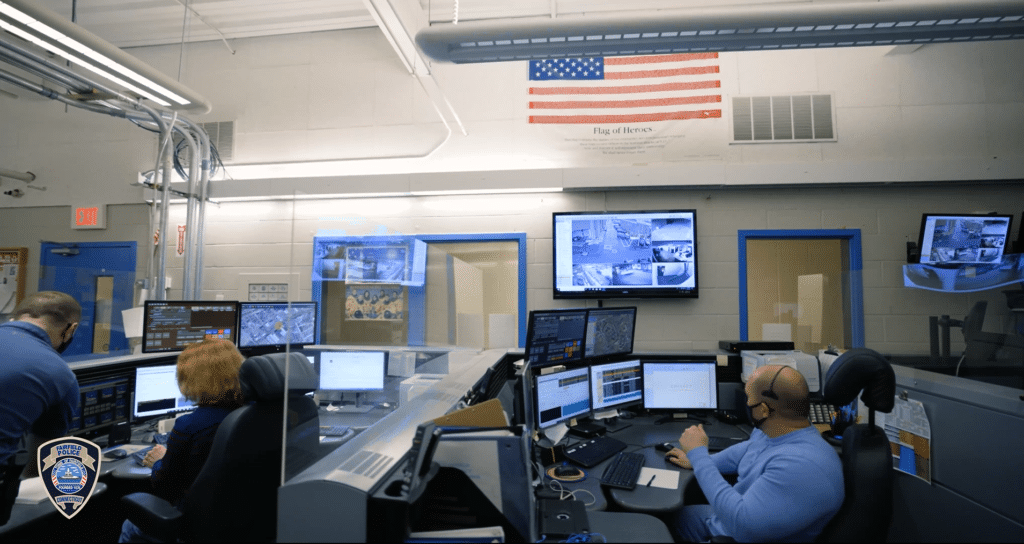 Fairfield Police Recognize Department's 911 Dispatchers During National Public Safety Telecommunicators Week (CT)