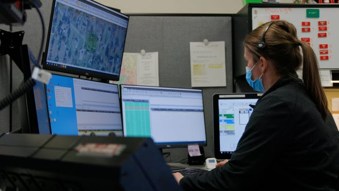 Emergency dispatch center for five Summit County communities opens in Green (OH)