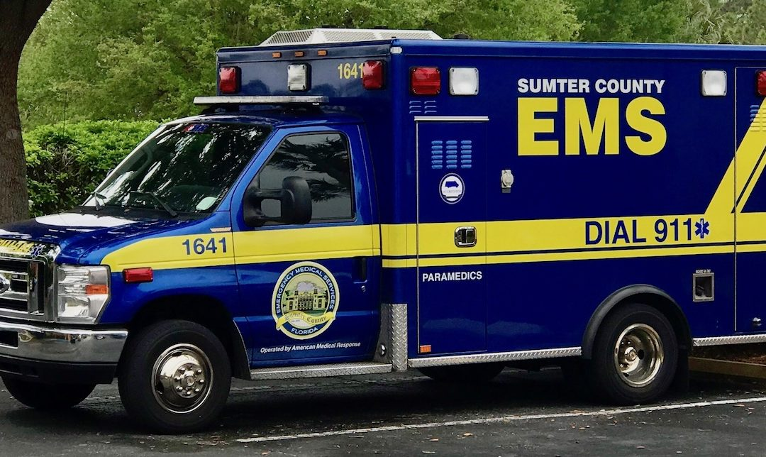 73-year-old woman's agonizing wait for help after calling 911 (FL)