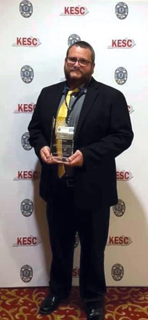 Local EMS head named KY 911 Director of the year